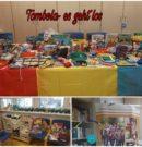 Die Kids des Kinderhort – Energiebündel – der 10.Grundschule in Dresden sammeln wieder für uns