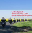 Nun nochmals offiziell – Die 19.Sachsenbike-Heimkinderausfahrt am 16.Mai 2020 ist engültig abgesagt.